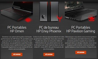 PC gaming HP