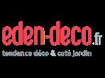 Code promo Eden Déco