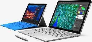 Microsoft Surface Pro & Surface Book