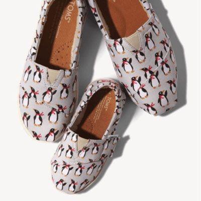 chaussure pingouin