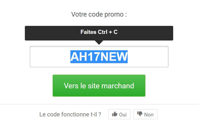 Valider un code promo sur Zooplus